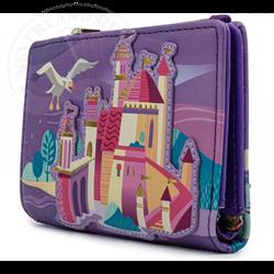 Loungefly Flap Wallet Castle - Little Mermaid