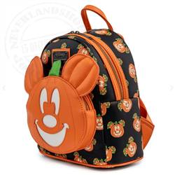 Loungefly Mini Backpack Mick-O-Lantarn - Mickey