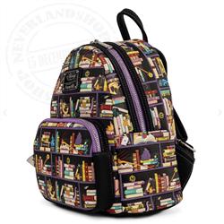 Loungefly Mini Backpack Books - Villains