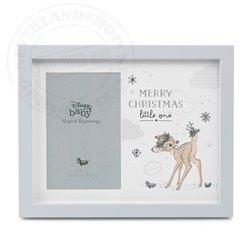 1st Christmas Photo Frame - Bambi