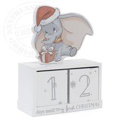1st Christmas Countdown - Dumbo