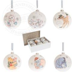 1st Christmas Ornament Set - Disney