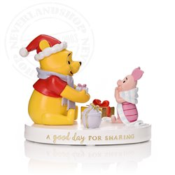 X21 A good day for Sharing - Pooh & Piglet