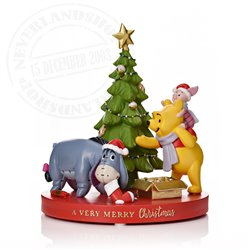 X21 A Verry Merry Christmas - Pooh & Co