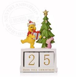 X21 Countdown - Pooh & Piglet