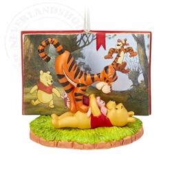 9413 Sketchbook Ornament - Pooh & Co
