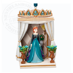 Fairytale Moments Sketchbook Ornament - Anna