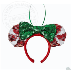 9416 Sketchbook Ornament - Minnie