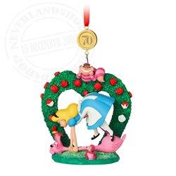 Sketchbook Ornament - Alice