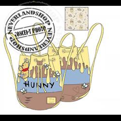 Loungefly Bucket Backpack Hunny Pot - Pooh
