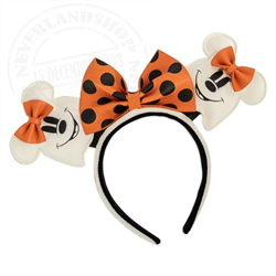 Loungefly Headband  BOO! - Minnie