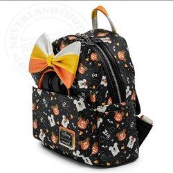 Loungefly Mini Backpack & Headband Spooky - Mickey & Minnie