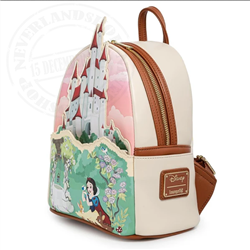 Loungefly Mini Backpack Castle - Snow White