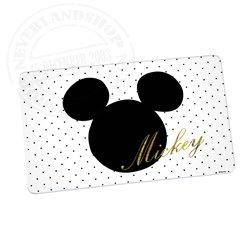 Ontbijtplank Glitter - Mickey