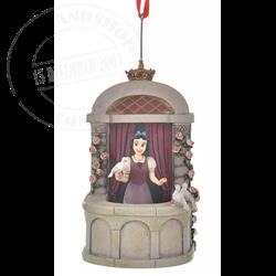 Sketchbook Ornament Singing - Snow White