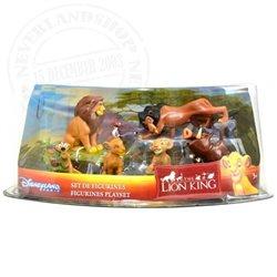 6dlg Speelset - Lion King