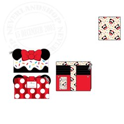 Loungefly Flap Wallet Cosplay Sweets - Minnie
