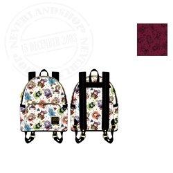 Loungefly Mini Backpack POP - Villains