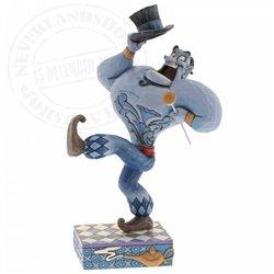 Disney Traditions Born Showman - Genie