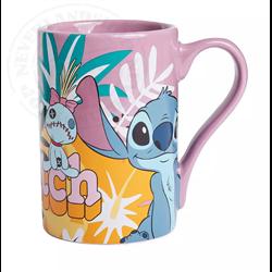 Mug Wraparound Artwork - Stitch