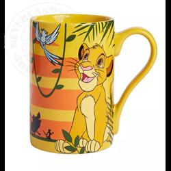 Mug Wraparound Artwork - Simba