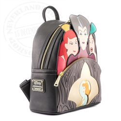 Loungefly Mini Backpack Evil - Step Mother & Step Sisters