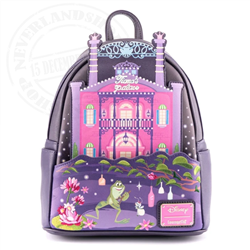 Loungefly Mini Backpack Tiana's Place - Princess & the Frog