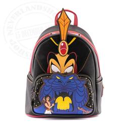 Loungefly Mini Backpack Villains Scene - Jafar