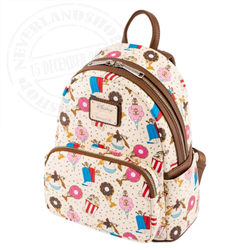 Loungefly Mini Backpack Snackies - Chip & Dale
