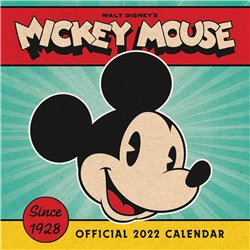 Classic Kalender 2022 - Mickey & Minnie