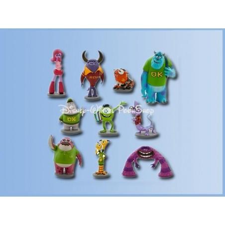 10Dlg Speelset - Monters Inc 2