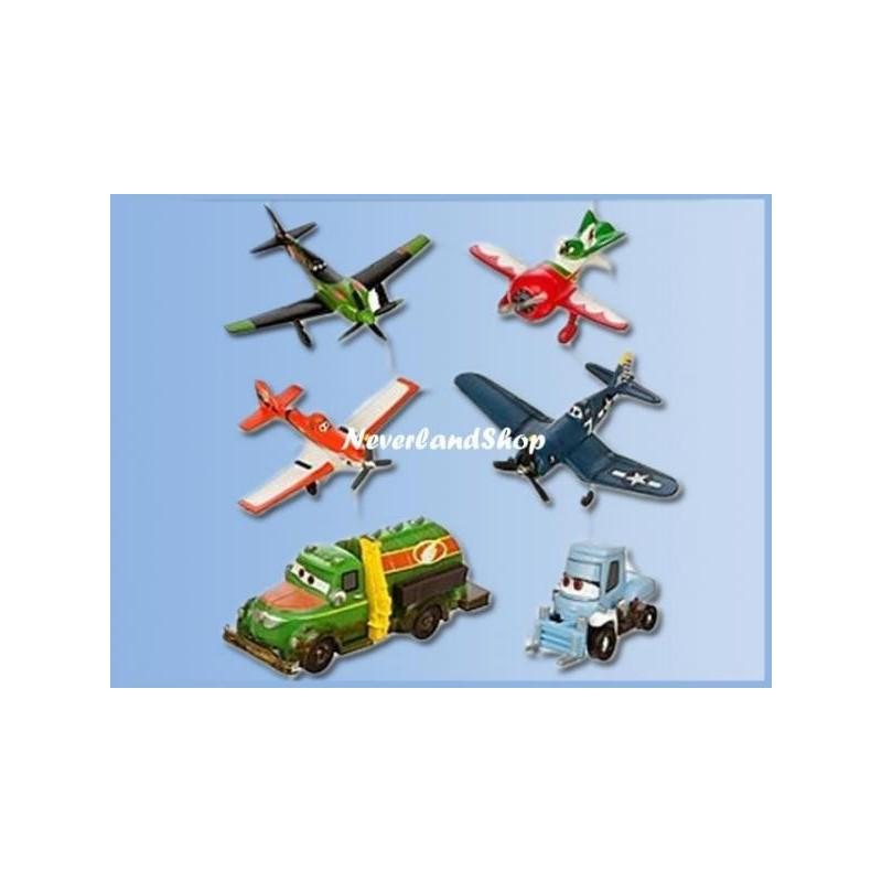 6dlg Speelset -  Planes