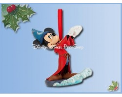 7814 3D Dangle Ornament - Sorcerer
