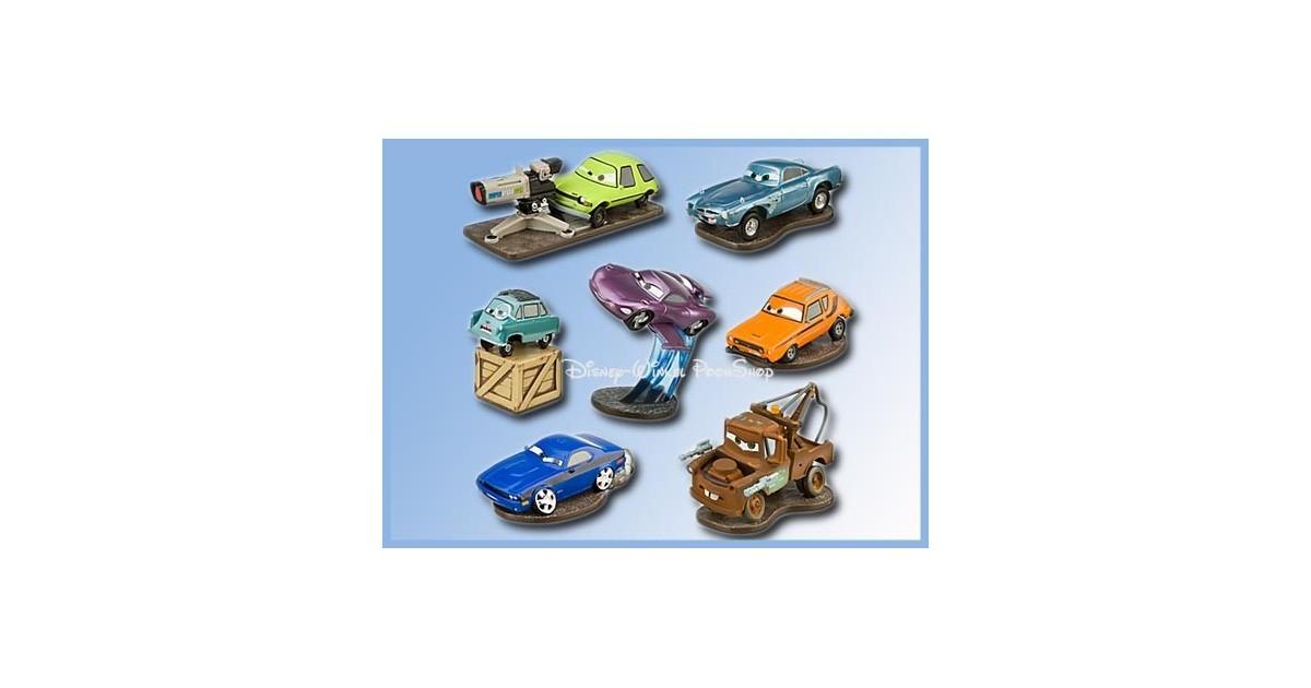 7dlg Speelset - Cars 2