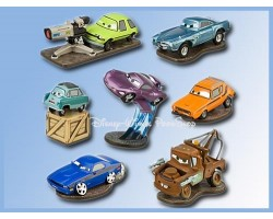 7dlg Speelset - Cars 2