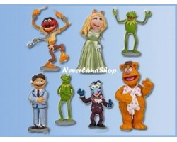 7dlg Speelset Most Wanted - Muppets Most Wanted