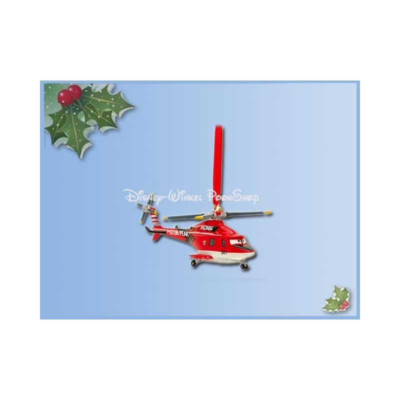 8115 3D Dangle Ornament - Planes 2 - Blade Ranger