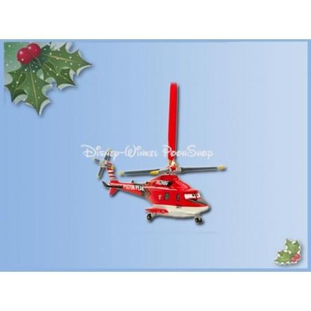 8115 3D Dangle Ornament - Planes 2 - Blade Ranger