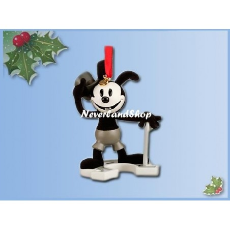 8271 3D Dangle Ornament - Oswald the Lucky Rabbit