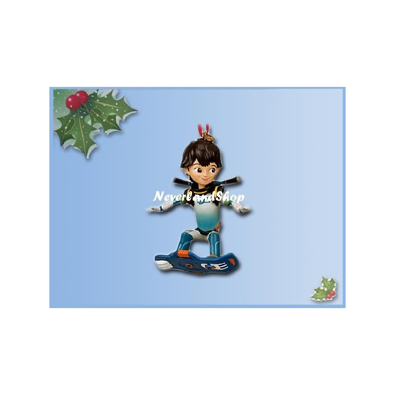 8274 3D Dangle Ornament - Miles