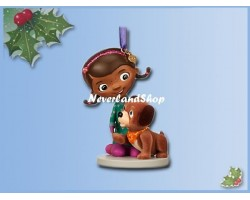 8280 3D Dangle Ornament - Doc McStuffins & Findo