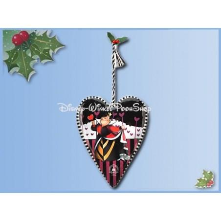7842 Ornament - Alice  - Queen of Hearts