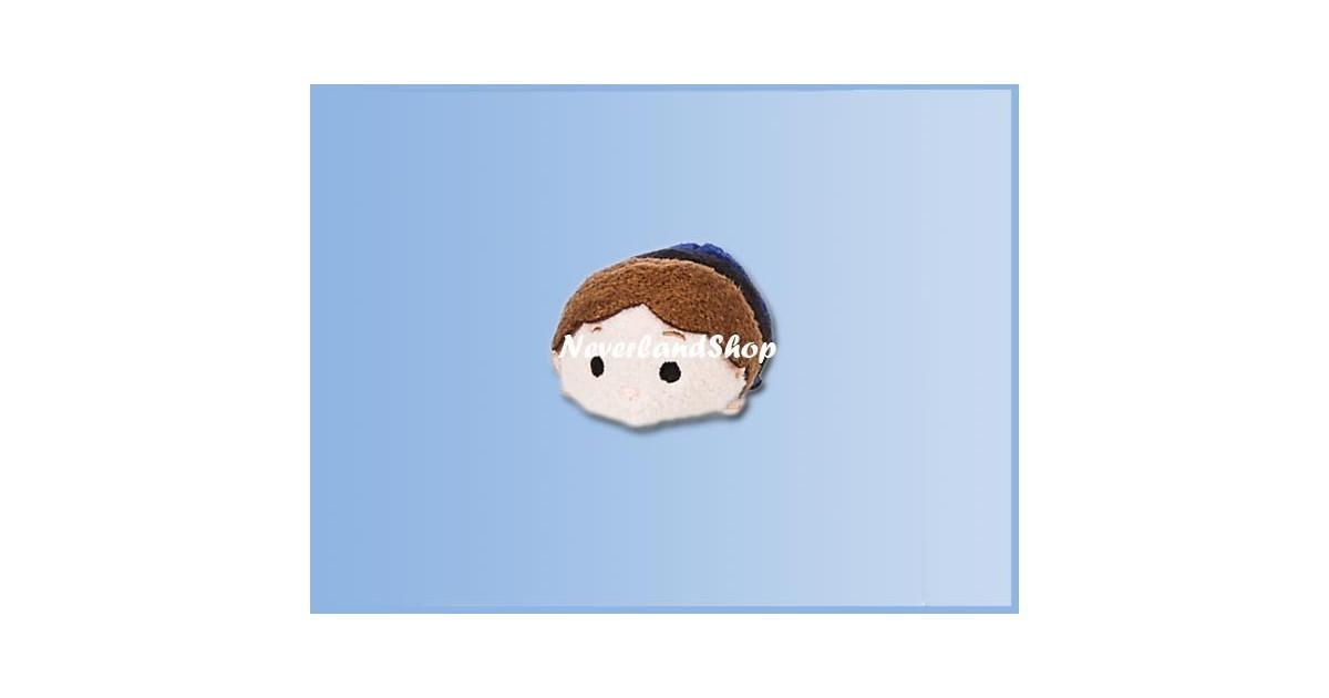 Disney Store Plush Tsum Tsum 8cm - Star Wars - Han Pilote
