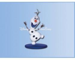 Figurine 11cm - Frozen - Olaf