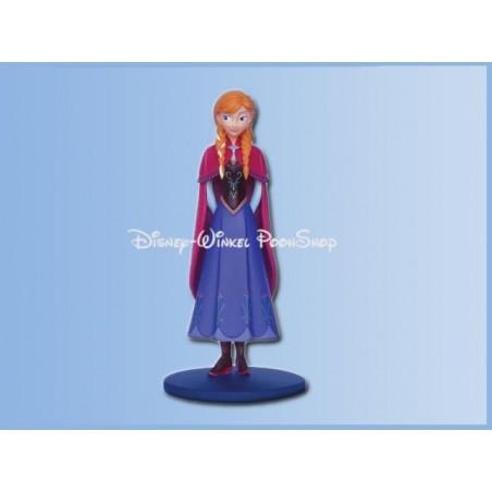 Figurine 13cm - Frozen - Anna