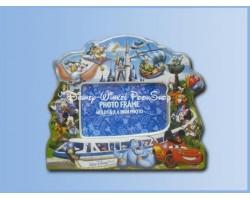 Fotolijst met bijna alle Disney Figuren - Mickey