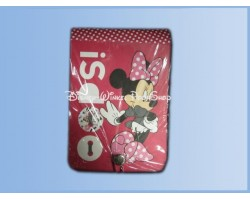 Notebook  - Minnie