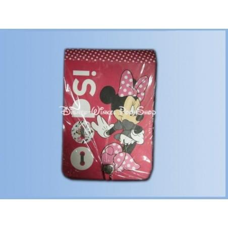 Notebook  - Minnie