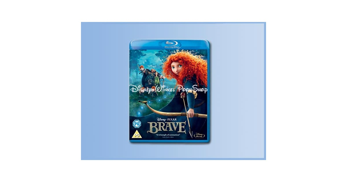 Blue-ray - Brave