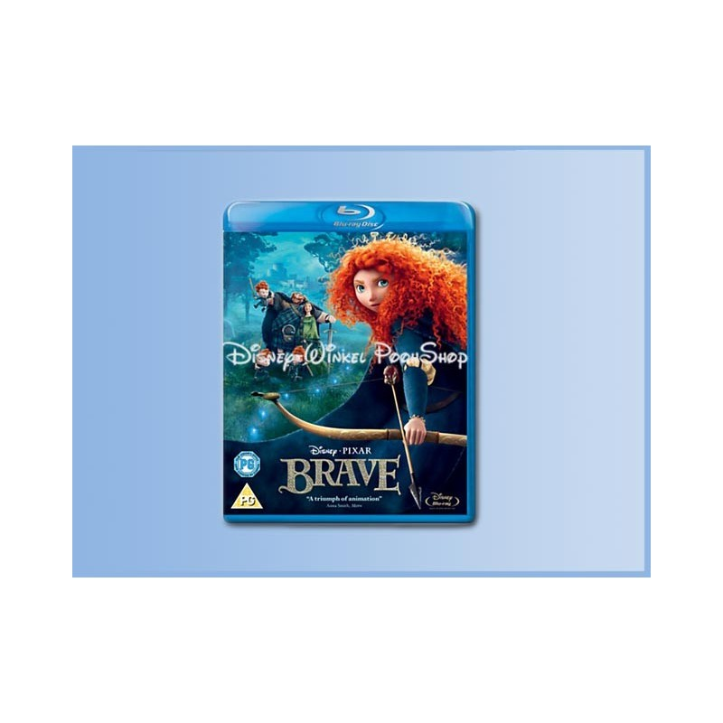 Blue-ray - Brave
